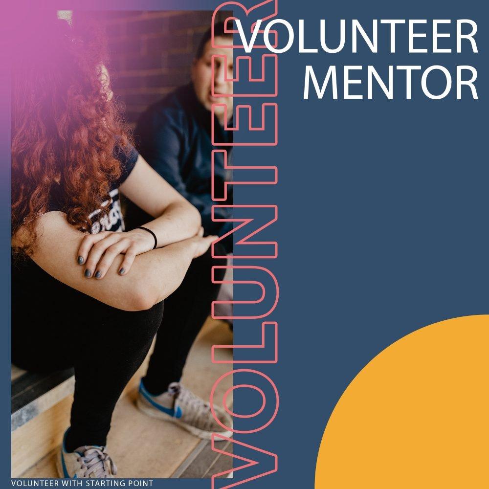 Become a Volunteer Mentor