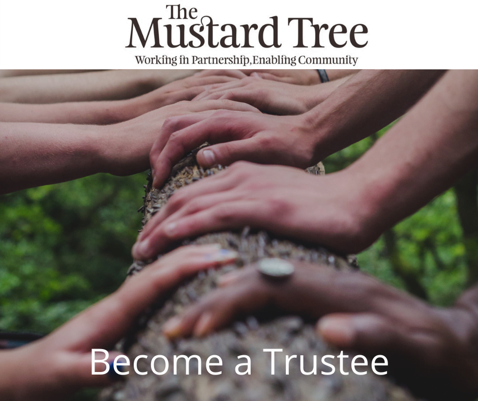 Join our Trustees team